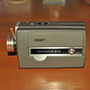 Vintage Antique Cameras - AFTER cleaning and testing - Bell & Howell Super 8 Optronic Eye Movie Camera