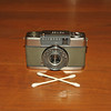 Vintage Antique Cameras - AFTER cleaning and testing - Olympus Pen-EE