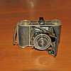 Vintage Antique Cameras - AFTER cleaning and testing - Baldina  Prontor II