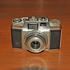 Vintage Antique Cameras - AFTER cleaning and testing - Agfa Silvette L