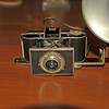 Vintage Antique Cameras - AFTER cleaning and testing - Kodak Flash Bantam