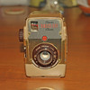 Vintage Antique Cameras - AFTER cleaning and testing - Kodak Brownie Bull's-eye