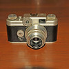 Vintage Antique Cameras - AFTER cleaning and testing - Argus C-Four