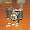 Vintage Antique Cameras - AFTER cleaning and testing - Balda Rigona