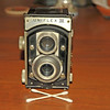 Vintage Antique Cameras - AFTER cleaning and testing - Uniflex III