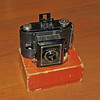Vintage Antique Cameras - AFTER cleaning and testing - Agfa PD16 Clipper