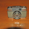 Vintage Antique Cameras - AFTER cleaning and testing - Olympus Pen - Pen-EE