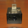 Vintage Antique Cameras - AFTER cleaning and testing - Agfa A-8 Cadet