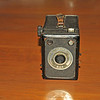 Vintage Antique Cameras - AFTER cleaning and testing - Voigtlander Box Camera