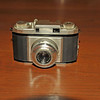 Vintage Antique Cameras - AFTER cleaning and testing - Hapo 36 Prontor SVS