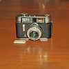 Vintage Antique Cameras - AFTER cleaning and testing - Voigtlander Vito CD