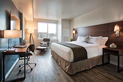 Hotel Interurban in Southcenter, Washington