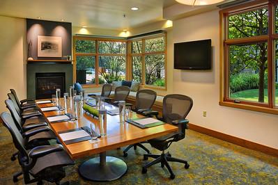 Cedarbrook Lodge in SeaTac, Washington