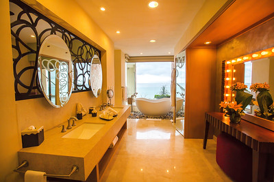 Garza Blanca Resort in Puerto Vallarta, Mexico