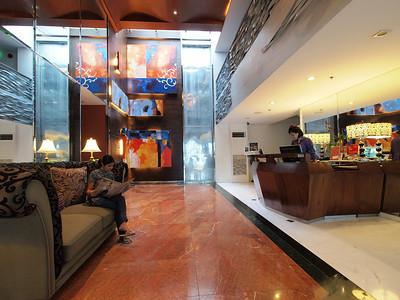 Hotel Celeste Lobby