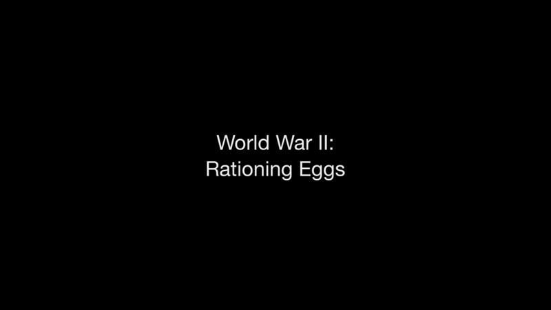 WW II Rationing Eggs compressed