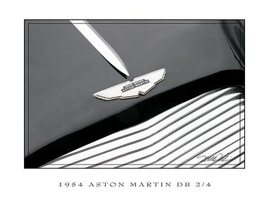 ASTON MARTIN DB2 4 GALLERY