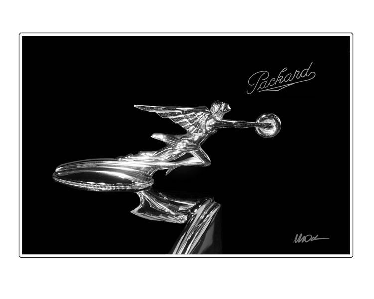 Packard Hood orn