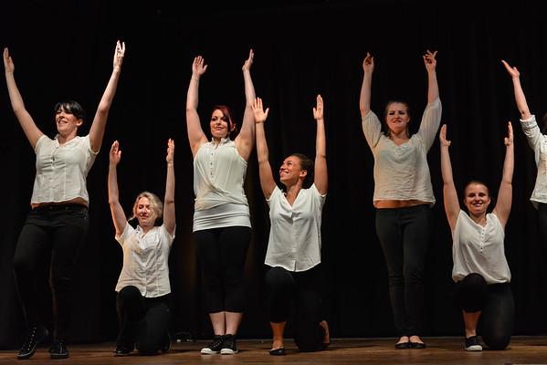 élèves Azahar Danse Orientale