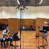 BBC Radio 3 New Generation Artist recording with Thibaut Garcia