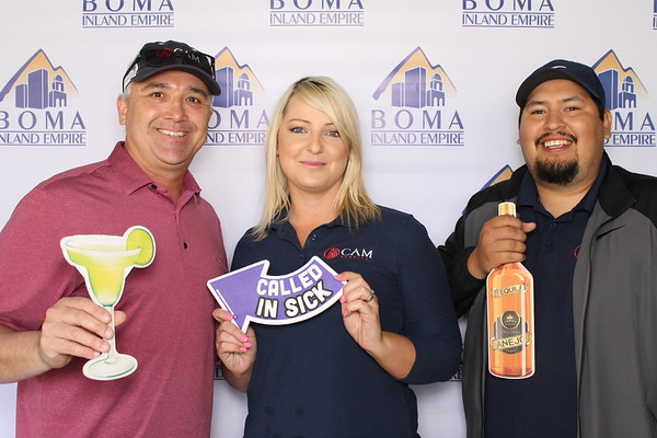 BOMA Inland Empire Charity Golf - Individual Pictures