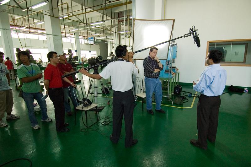 International video filming - MIANOTV