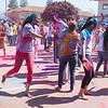 Kids dancing to DJ Music