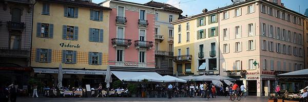 The Town Hall  Lugano, Switzerland