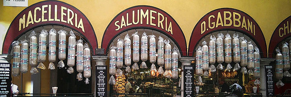Have a salami …. or some