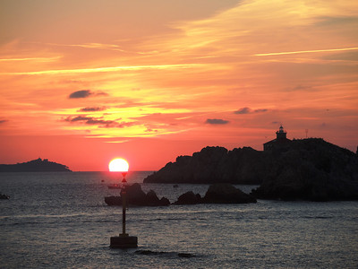 Dubrovnik sunset
