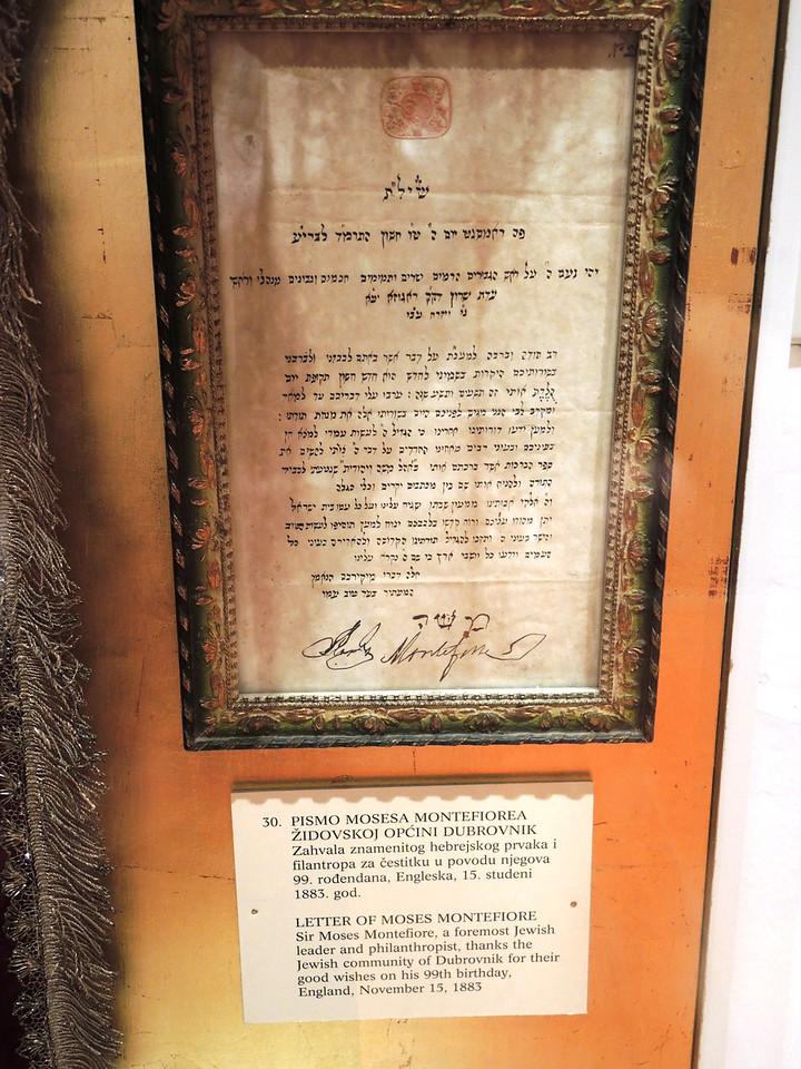 edict--Jews to wear badges