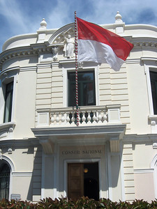 "Monaco's ""Conseil National""--its ""supreme court"" ..."