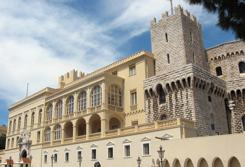 Prince Albert's residence.