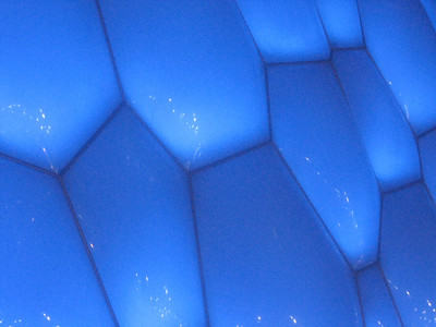 Detail of The Water Cube