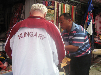 ... the Hungarians too