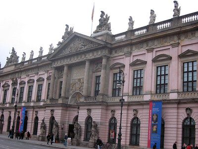 Next stop--the German Historical Museum.