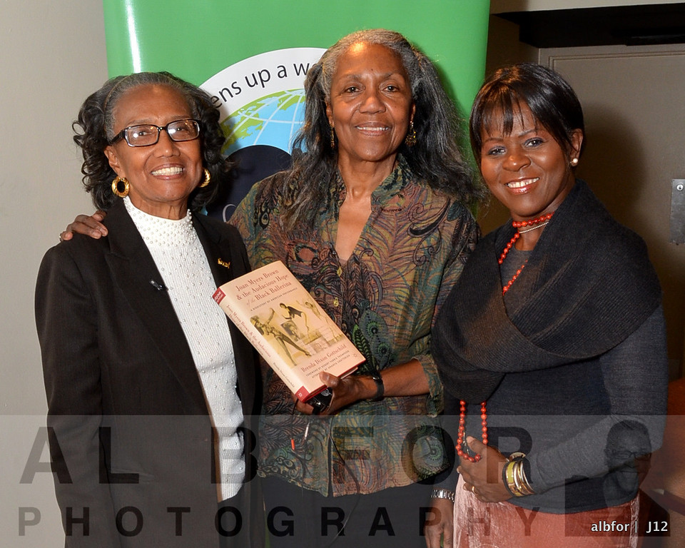 Joan Myers Brown, Brenda Dixon Gottschild & Vaness Lloyds
