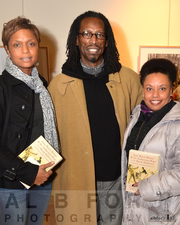 Evelyn Ebo, Warren P. Miller II & Wendy Henderson