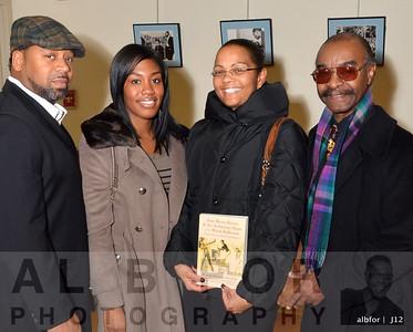 Craig & Megan Brown-Smith with Karen Pressley & Otis Lee Clark