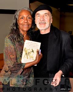 Brenda Dixon Gottschild with Husband