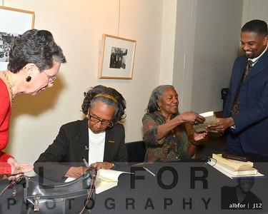 Joan Myers Brown & Brenda Dixon Gottschild Book signing