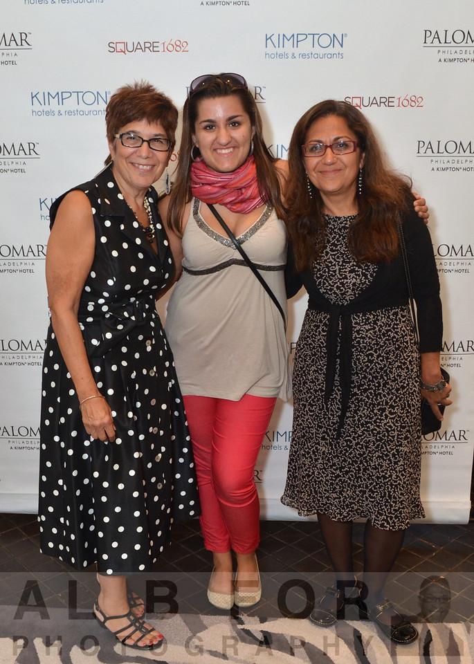 Maruanne Domico, Maua Miller & Vandana Miller