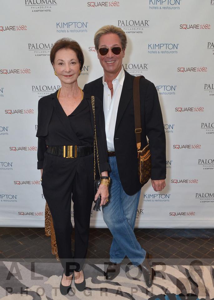 Joan Pileggi & Cliff Martell
