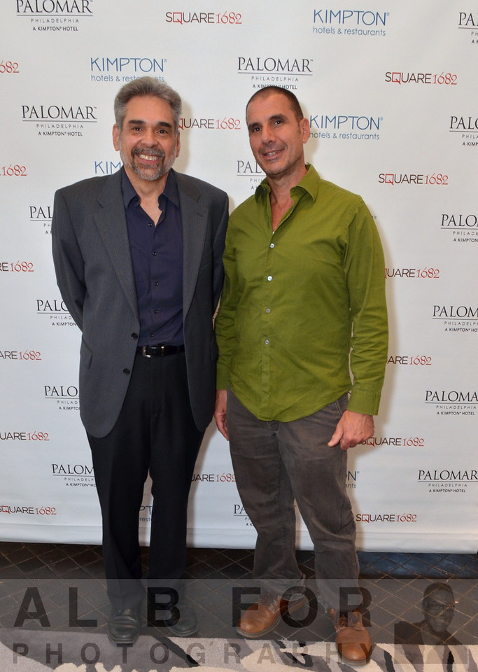 John Paterna & Alfred Giosa
