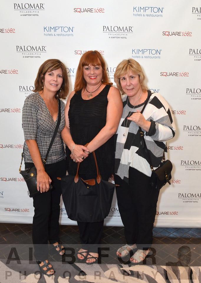 Leslie Michetti, Kathy Getz & Debbie Haines