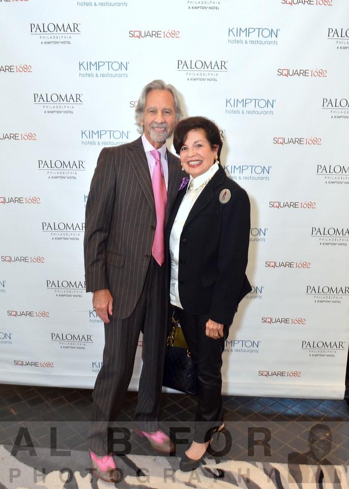 David Cooper & Sandra Blumberg