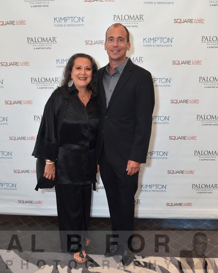 Rosina Rucci & Ken Nintzel