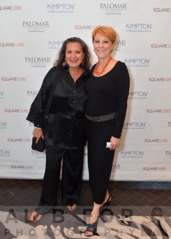 Rosina Rucci & Michelle Dickerman