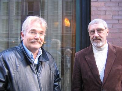 Bob and Ralph