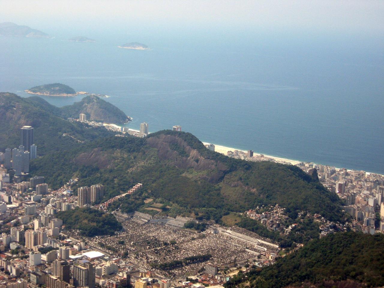 Rio Panorama #5--Cristo view 4